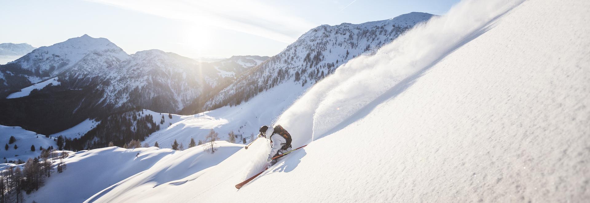 Ski in Saalbach Hinterglemm