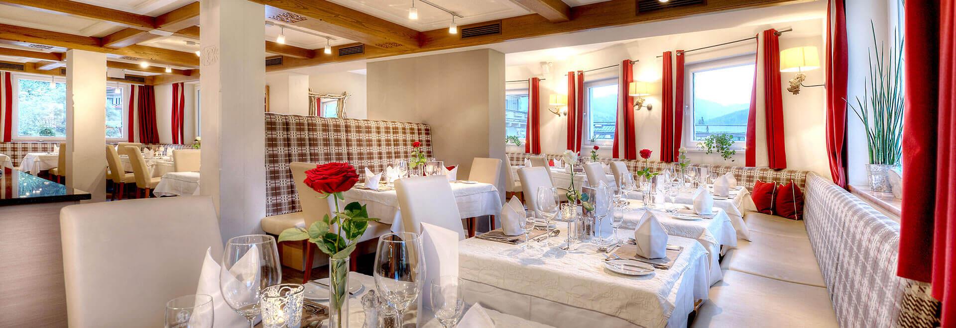 Kulinarik/Culinary in Hotel Schackner