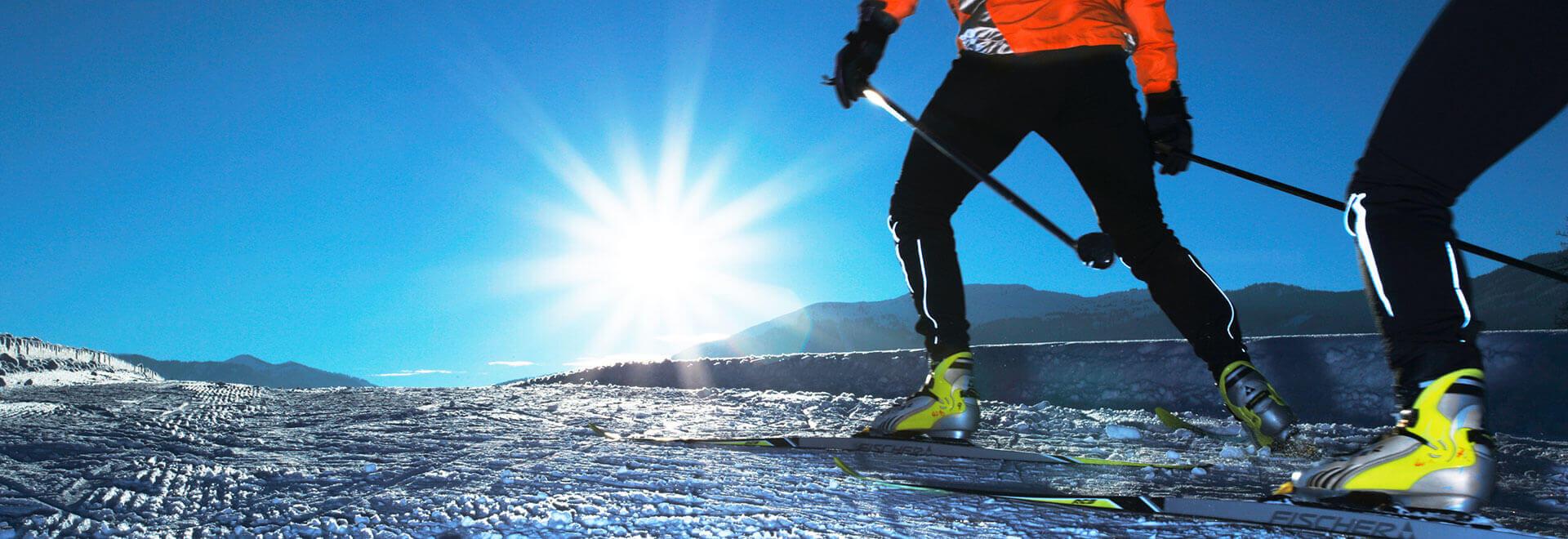 Nordic Ski in Saalbach Hinterglem