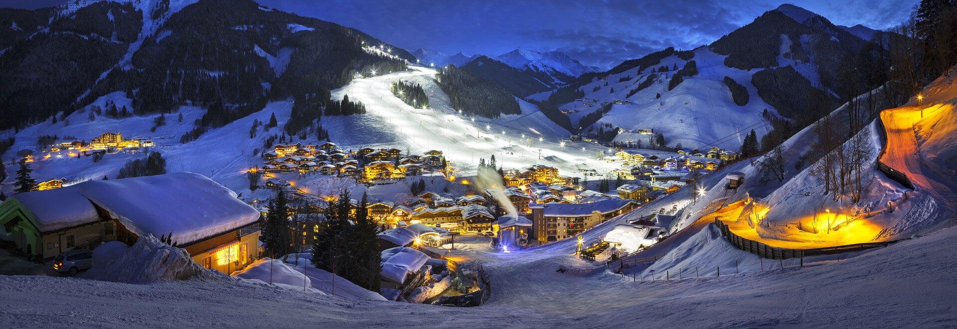 Winter Saalbach Hinterglemm